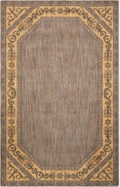 Vallencierre Va35 Silver Rectangle Rug 5'3'' X 8'3''