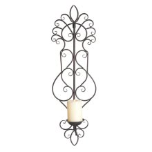 Imperial Scroll Wall Sconce