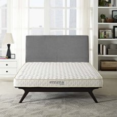 "Emma 6"" Queen Mattress Product Image"