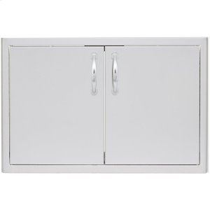 BLAZE GRILLSBlaze 40 Inch Double Access Door with Paper Towel Holder