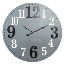 Midcentury Modern Wall Clock
