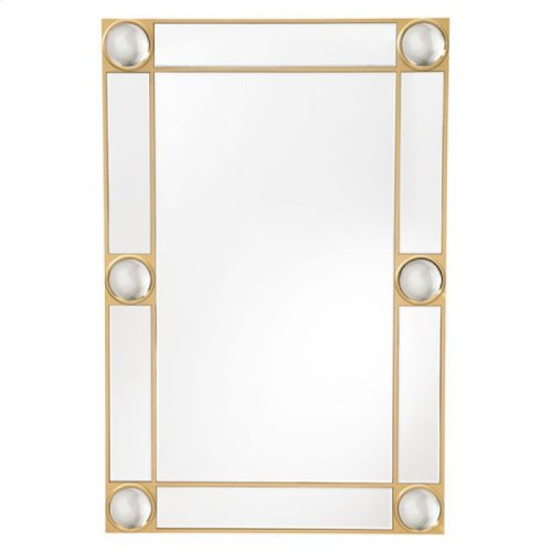 Rectangle Lucite Mirror Mirror & Lucite
