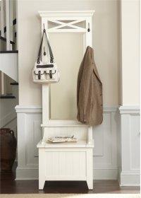 Hall Tree Mirror Product Image