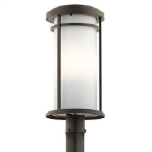 Toman Collection Toman 1 Light Outdoor Post Mount OZ