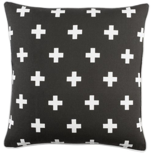 "Inga INGA-7016 18"" x 18"" Pillow Shell Only"