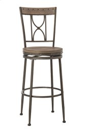 Paddock Swivel Bar Stool