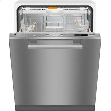 PG 8133 SCVi Fully integrated dishwasher for large loads of dishware in households, offices and utility areas.