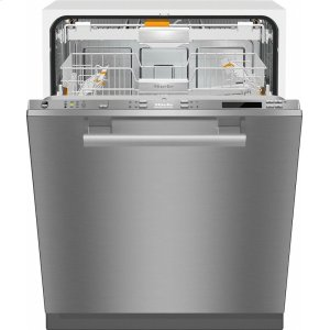 MielePG 8133 SCVi Fully integrated dishwasher for large loads of dishware in households, offices and utility areas.