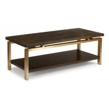 Maya Rectangular Coffee Table