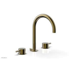 BASIC II Widespread Faucet 230-04 - Antique Brass