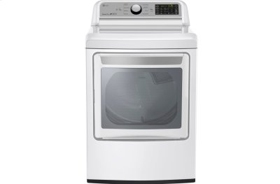 7.3 cu. ft. Super Capacity Electric Dryer with Sensor Dry Technology Product Image