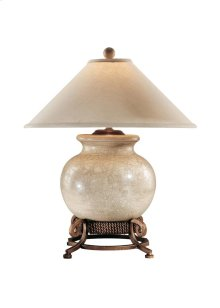 Urn With Stand Lamp