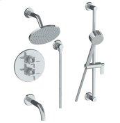 Thermostatic Tub/ Shower/ Hand Shower Kit