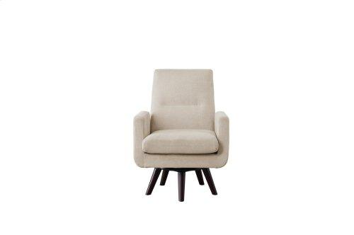 Swivel Chair, Beige