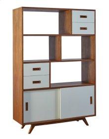 Mid Century Bookcase