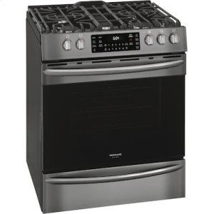FrigidaireGALLERY Gallery 30'' Front Control Gas Range with Air Fry
