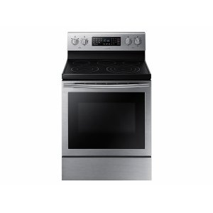 5.9 cu. ft. Electric Range with True Convection -
