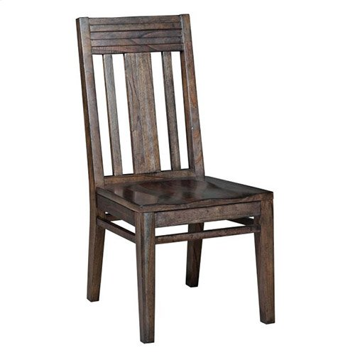 Montreat Saluda Wood Side Chair