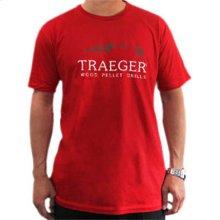 Traeger Logo Tee