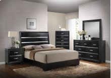 Orlando 4pc Queen Bedroom Set