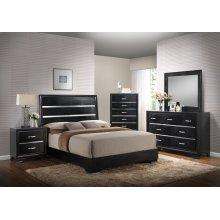 Orlando 4pc Queen Bedroom Set