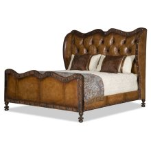 LAUREL - B12 KING BED (Tables/Mirrors/Beds)