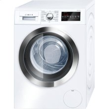 "24"" Compact Washer 800 Series - White/Chrome (Scratch & Dent)"