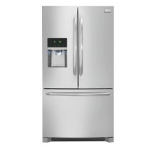 Out of Box Frigidaire Gallery 27.2 Cu. Ft. French Door Refrigerator
