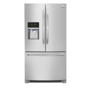 Gallery 27.2 Cu. Ft. French Door Refrigerator - STAINLESS STEEL
