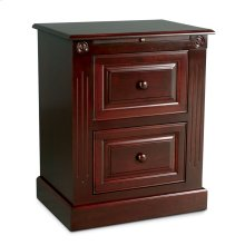 Imperial Deluxe Nightstand with Drawers