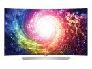 """65"""" Class (64.5"""" Diagonal) Smart Curved 4k OLED 3D TV With Webos 2.0 Product Image"""