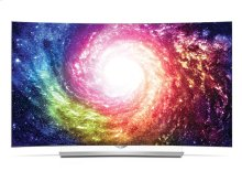 """65"""" Class (64.5"""" Diagonal) Smart Curved 4k OLED 3D TV With Webos 2.0"""