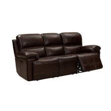 Sedrick Paso-Walnut Sofa