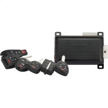 Factory Keyless Upgrade To Vehicle Security With Remote Start System