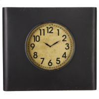 Chalkboard Frame Wall Clock. Product Image