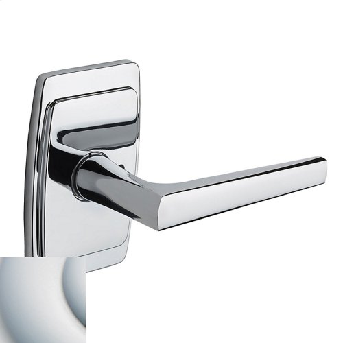 Satin Chrome L024 Estate Lever