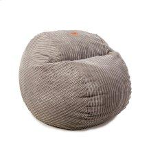 Full Chair - Terry Corduroy - Grey