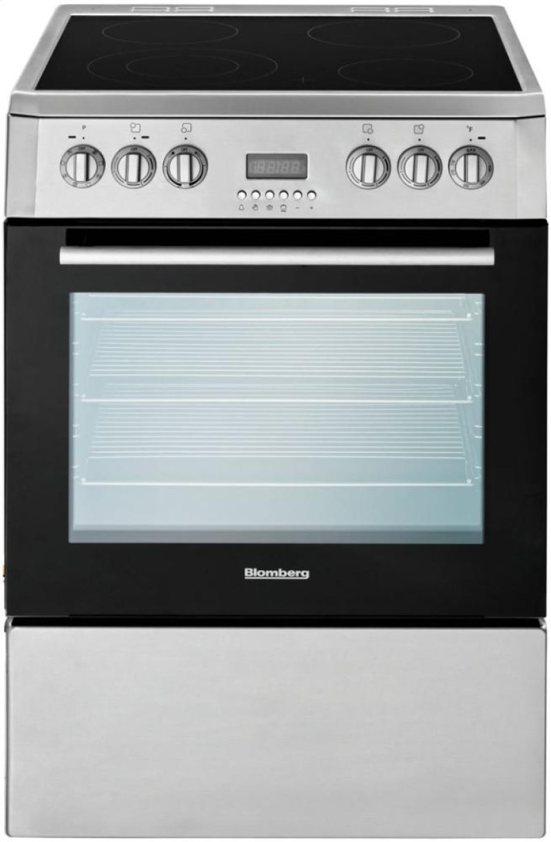 BERU24100SS in Stainless / Black by Blomberg Appliances in Pleasant ...