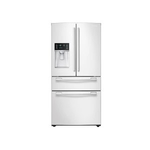 Samsung Appliances25 cu. ft. 4-Door French Door Refrigerator in White