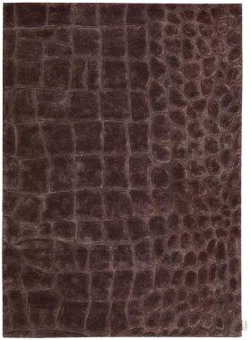 Canyon Lv01 Peat Rectangle Rug 5'3'' X 7'5''