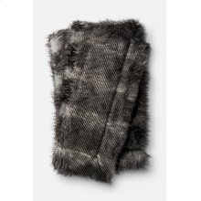 Black / Grey Pillow