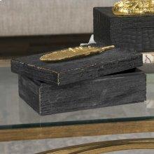 Gold Leaf Box