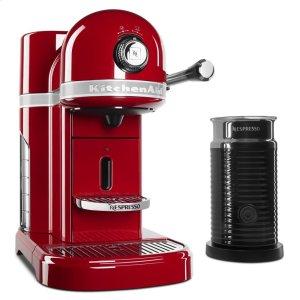 KitchenaidNespresso® Espresso Maker By Kitchenaid® With Milk Frother - Empire Red