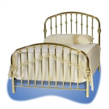Halcyon Brass Bed - #112