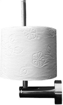 Chrome D-code Spare Toilet Paper Holder