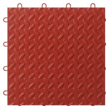 "Gladiator® 12"" x 12"" Tile Flooring (48-Pack) - Red Tread"