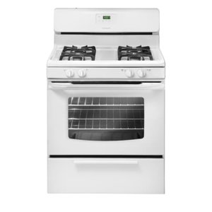 30'' Freestanding Gas Range -