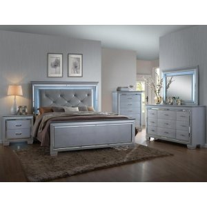 Crown Mark B7100 Lillian King Bedroom
