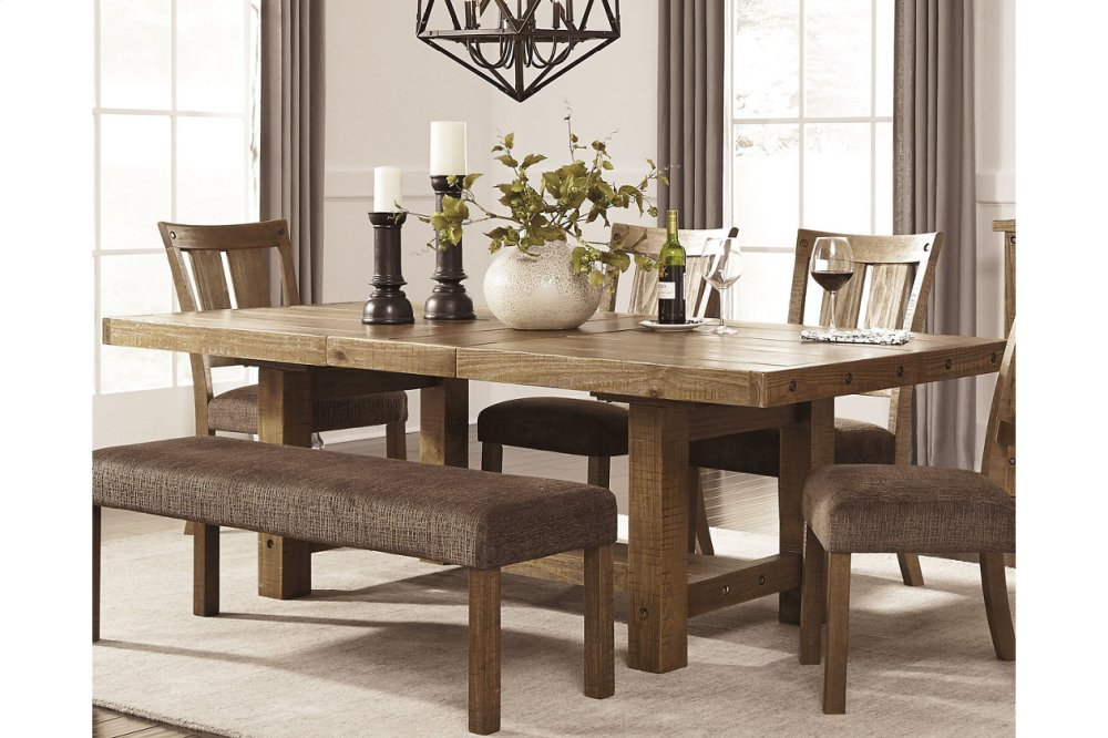 D71445Ashley Furniture Rect Dining Room Ext Table - Westco ...