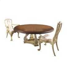"""Round Valencia Dining Table - 72"""""""